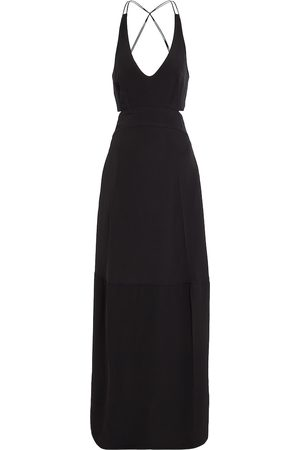 Victoria Beckham Cut-out maxi dress