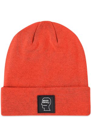 Brain Dead Logo Head Wool Beanie
