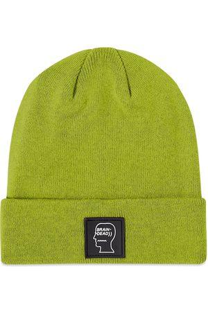 Brain Dead Men Beanies - Logo Head Wool Beanie