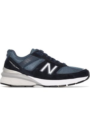 New Balance Core 990 panelled sneakers