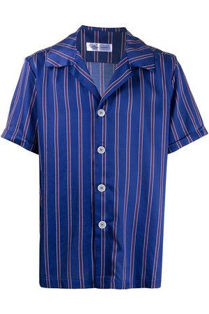 Fred Segal Striped short-sleeve shirt