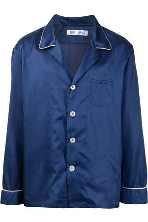 Fred Segal Long-sleeve pyjama shirt