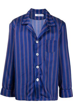 Fred Segal Men Long sleeves - Striped long-sleeve shirt