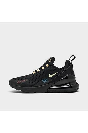 Nike Boys Casual Shoes - Boys' Big Kids' Air Max 270 Doodles Casual Shoes in / Size 4.0