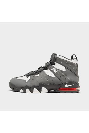 Nike Men's Air Max2 CB 94 Casual Shoes in Grey/Cool Grey Size 7.5 Leather