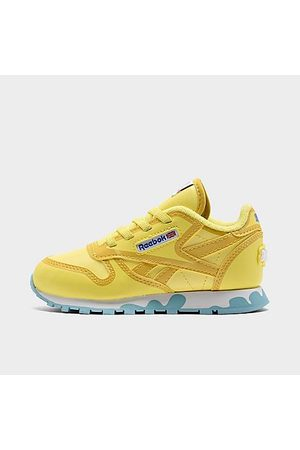 Reebok Casual Shoes - Girls' Toddler Peppa Pig Classic Leather Casual Shoes in /Power Size 4.0