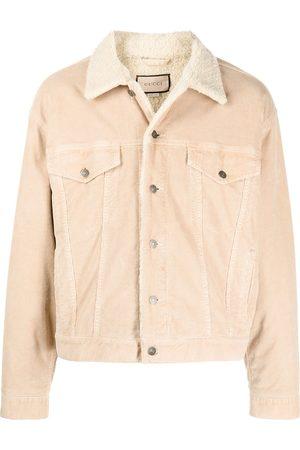 Gucci Freya Hartas pattern shirt jacket