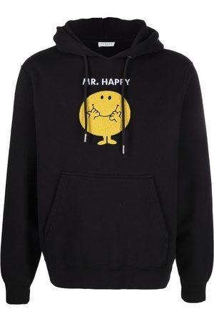 Sandro Mr Happy cotton hoodie