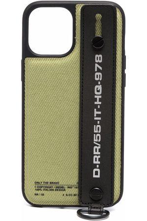 Diesel Phones Cases - Handstrap case for iPhone 12 Pro Max