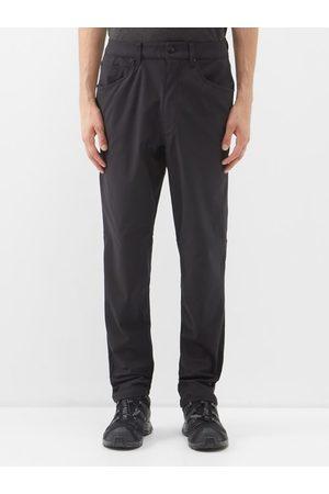 Lululemon Abc Warpstreme™-jersey Trousers - Mens