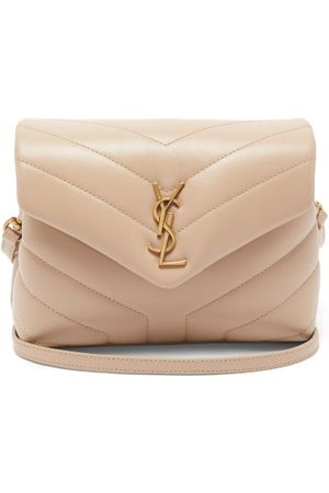 Saint Laurent Loulou Toy Quilted-leather Cross-body Bag - Womens