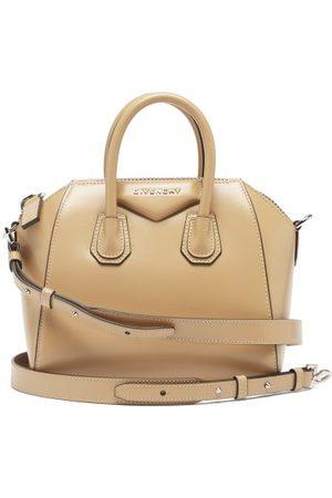 Givenchy Antigona Mini Leather Bag - Womens
