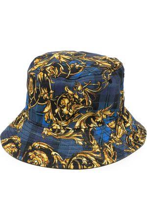 VERSACE Men Hats - Baroque print bucket hat