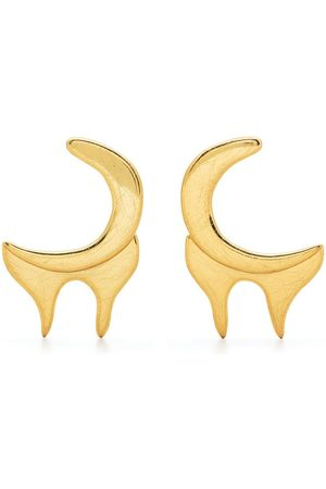 Liya Melt detail earrings