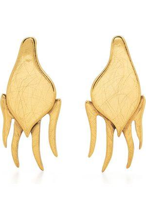 Liya Women Earrings - Fire Flames earrings