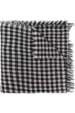 Faliero Sarti Women Scarves - Gingham check scarf