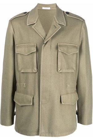 Boglioli Button-up tailored jacket