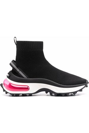 Dsquared2 Sock-style high-top sneakers