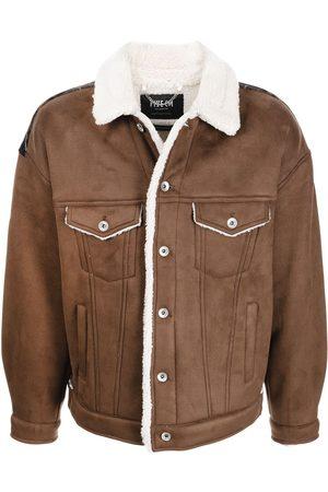 FIVE CM Borg trucker jacket