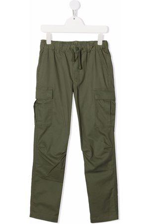 Ralph Lauren Boys Straight Leg Pants - Straight-leg drawstring trousers
