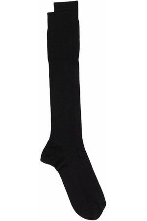 Dsquared2 Men Socks - Ribbed-knit ankle socks
