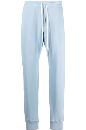 Tom Ford Slim-fit cotton track pants