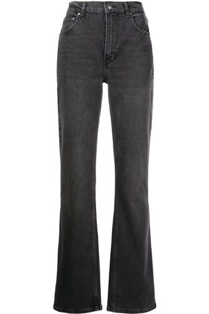 Boyish Jeans Oliver high-rise bootcut jeans - Grey