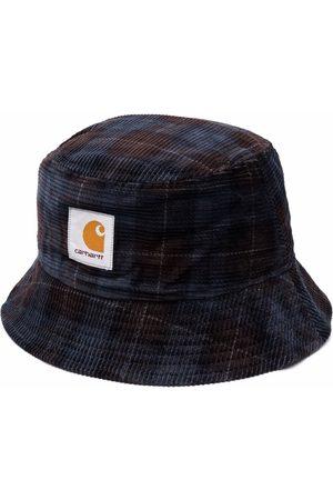 Carhartt Checked corduroy bucket hat