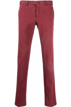 PT01 Straight-leg chino trousers