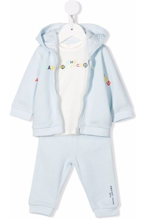 The Marc Jacobs Three-piece tracksuit set