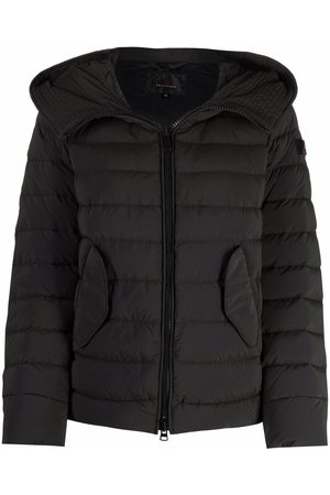 Peutery Hooded puffer jacket