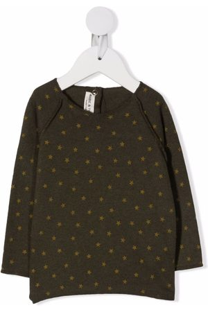 Babe And Tess Star print top