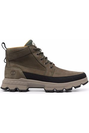 Timberland Men Lace-up Boots - Chunky lace-up boots