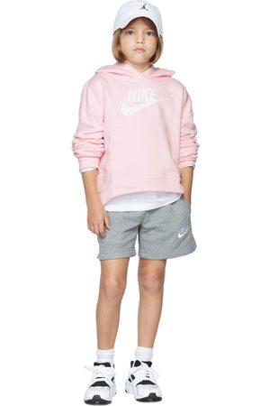 Nike Kids French Terry Logo Shorts