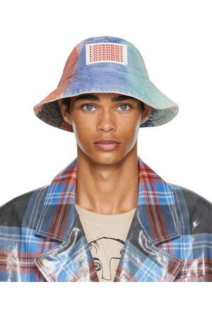 Charles Jeffrey Loverboy Multicolor Ombre Tie-Dye Bucket Hat