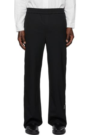 C2H4 Black Coherence Track Pants