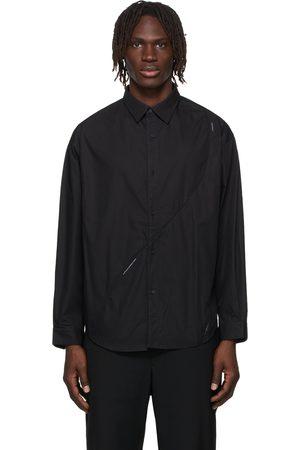 C2H4 Intervein Paneled Shirt