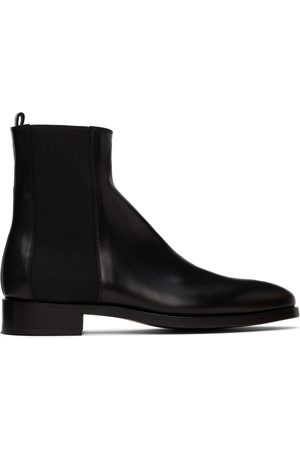 The Row Classic Chelsea Boots