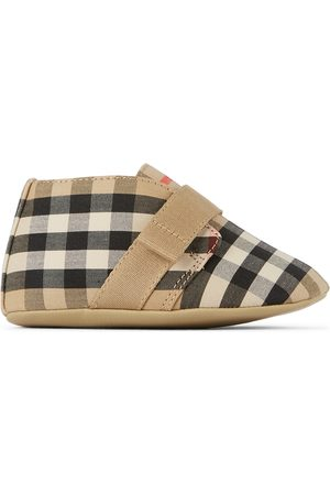Burberry Baby Vintage Check Charlton Pre-Walkers