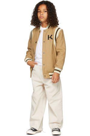 Kenzo Kids Wool Varsity Jacket