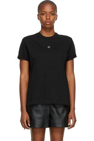 Stella McCartney Black Embroidered Ministar T-Shirt