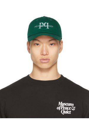 Museum Of Peace & Quiet Green PQ Leisure Cap