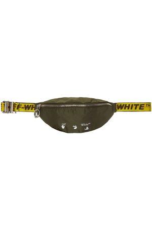 OFF-WHITE Industrial Logo Basic Belt Bag