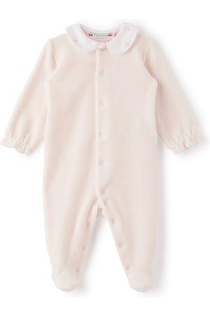 BONPOINT Baby Velvet Tintina Pyjama Bodysuit