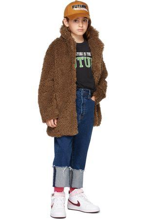 Molo Kids Faux-Fur Haili Coat