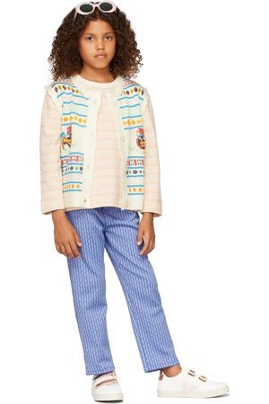 Fish & Kids Kids Stripes Long Sleeve T-Shirt