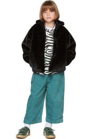 The Campamento Kids Faux-Fur Jacket