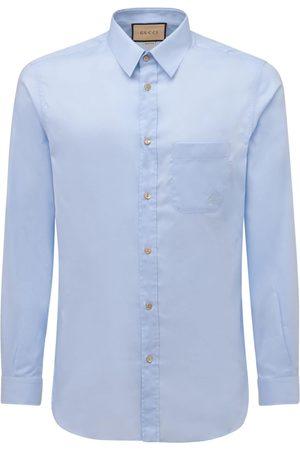 Gucci Oxford Cotton Shirt