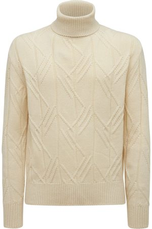 Loro Piana Hawick Cashmere Knit Turtleneck Sweater