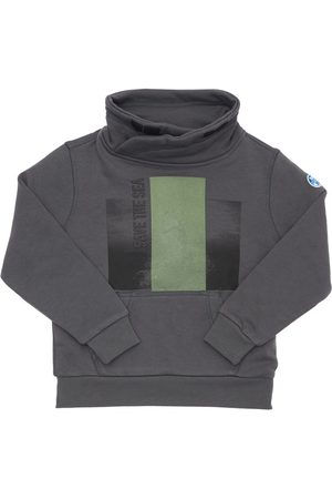 North Sails Organic Cotton Sweatshirt Hoodie